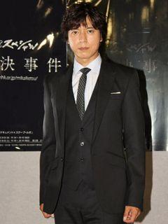 上川隆也、未解決のグリコ・森永事件を追う記者に!「役者として興奮しました」と熱弁