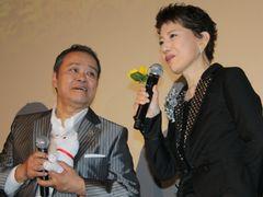 西田敏行が感涙!水前寺清子が「三百六十五歩のマーチ」を歌いながら初日にサプライズ登場!