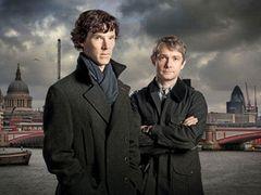 シャーロック・ホームズがスマートフォンを駆使して犯人逮捕!話題のイギリスBBCドラマが日本放送決定