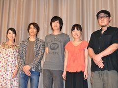 4人の登場人物で構成!国内・海外で高評価の映画『ふゆの獣』がついに日本で劇場公開!!