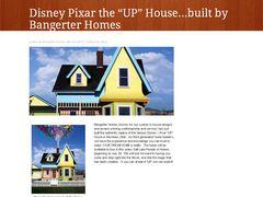 ディズニー公認!『カールじいさんの空飛ぶ家』が無事完成!気になるお値段は約40万ドル