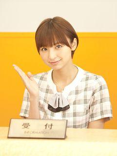 AKB48篠田麻里子、『サラリーマンNEO 劇場版(笑)』にまさかの出演!昼は美人受付嬢、夜は秘密のアルバイト!