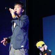 上地雄輔、『NARUTO』主題歌を初披露ライブ!なでしこジャパンに「勇気をもらいました!」