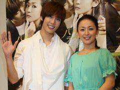 K-POPスターと日本人主婦の一夜限りの恋の物語で主演!韓国で東方神起と人気を二分したSS501のパク・ジョンミン「日本女性が好き!」