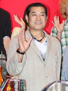 松平健、「ライダーサンバ」を初披露!「手と手を取り合ってみんな元気に」と日本にエール