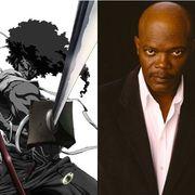 時代劇アニメ『アフロサムライ』がハリウッド実写化へ!サミュエル・L・ジャクソンがプロデューサーを務める