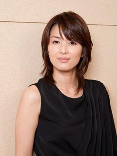 吉瀬美智子、女優業とプライベート両方が充実と告白!「目を見てもらえばわかります!」