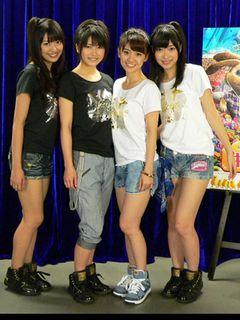 大島優子、指原莉乃、北原里英、横山由依のNot yet、誰かが声優初挑戦でキュートなうさぎちゃんに!