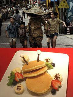カネゴンに会える!?「総天然色 ウルトラQ」発売記念で渋谷におしゃれなカネゴンカフェがオープン!