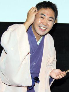 こんなに幸せでどーもすいません!!林家三平、国分佐智子との10月挙式に向けておのろけ連発!!