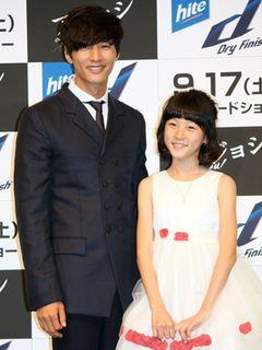 ウォンビン約半年ぶりに来日!韓国ナンバーワンのヒットのハードボイルド&感動ドラマ『アジョシ』が日本でも大注目!
