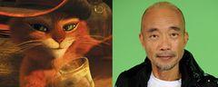 長ぐつをはいたネコ、ついに主役で映画化!『シュレック』シリーズ竹中直人が声優続投!「やったねっ!」