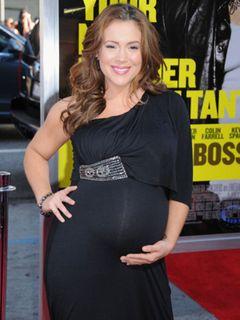 アリッサ・ミラノに男児誕生!名前はマイロくん3,175グラム