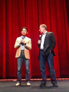 トロント映画祭、U2と『コクリコ坂から』で盛大に開幕!熱狂的なジブリファンが結集