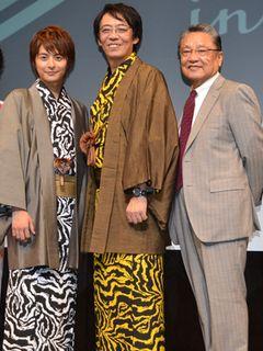 コメディ栄誉賞受賞の伊東四朗「浅草でしかも喜劇での受賞はうれしい」と満面の笑み-第4回したまちコメディ映画祭