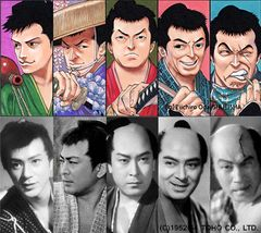 「ONE PIECE」尾田栄一郎、『次郎長三国志』ジャケットイラストを描き下ろし!マキノ雅弘監督の代表作が初DVD化!