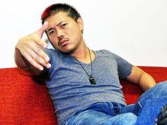 『ムカデ人間』からこわもてラッパー!ハリウッド俳優・北村昭博、初の日本映画『サイタマノラッパー』最新作の熱い現場を語る!