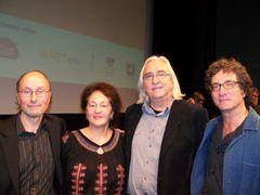 『理由なき反抗』の巨匠ニコラス・レイ監督が70年代に制作した実験的映画がニューヨーク映画祭で上映!当時のクルーメンバーと妻が語る!