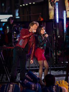 ボン・ジョヴィ、映画で歌声を初披露!「Glee」リア・ミシェルと夢の初共演!
