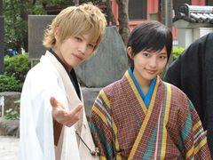 映画版「桜蘭高校ホスト部」撮影は絶好調!浅草ロケで修学旅行生から黄色い声援飛ぶ!