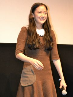 蒼井優、主演映画『たまたま』で謎の少女に!全編アイルランドロケの渾身作!「胸を張れる作品」