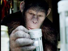 『猿の惑星』最新作が初登場首位!宮崎あおいと堺雅人、「篤姫」以来の夫婦役『ツレうつ』も4位に初登場!