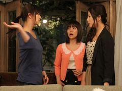 AKB大島優子、香里奈と吉高由里子の激しいビンタ合戦にビビる! 「ほんとに怖かった……」と本音がポロリ