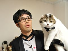 ドランクドラゴン鈴木はなぜ動物に嫌われるのか?キュートなネコたちとデートし原因を究明する新番組!