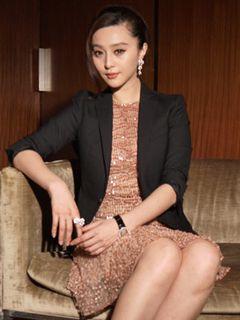 中国きっての美人女優ファン・ビンビン、東京国際映画祭の審査員役を終了!いつかは役所広司や小栗旬と共演してみたい!
