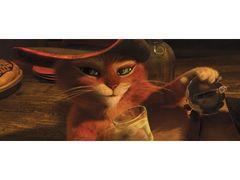 ハロウィーンなのに『パラノーマル・アクティビティ3』が王座から滑落!ファミリー・アニメ『長ぐつをはいたネコ』が1位 -10月31日版