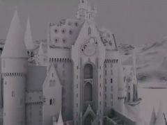 『ハリポタ』完結編のクライマックス・バトルのホグワーツは全部CGで描かれていた!デジタル技術の進歩が生み出した名シーン