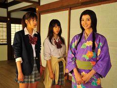AKB48篠田麻里子の寧々ぶり&SKE48の主題歌解禁!『ギャルバサラ -戦国時代は圏外です-』は若手注目俳優総出演!