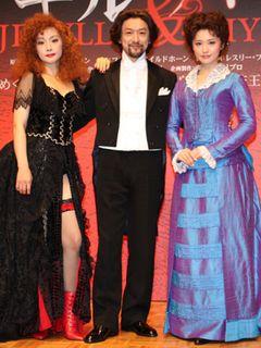 石丸幹二主演で5年ぶりの上演!ミュージカル「ジキル&ハイド」が新キャストで復活!