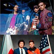 コールドプレイ、小栗旬&岡田将生『宇宙兄弟』で初の邦画主題歌!プロモーション映像を観てゴーサイン