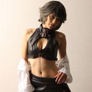 究極セクシーな濡れ場を演じた吉井怜、劇中ボンテージ衣装を身にまとい裏話を語り尽くす!
