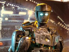 """『リアル・スティール』ロボット""""ATOM""""が日本上陸!実際の撮影に使われた本格仕様!"""