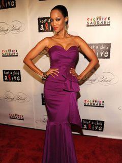 タイラ・バンクス、「America's Next Top Model」で見せている自分はあくまでも演技