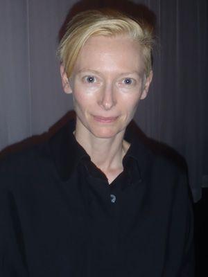 ティルダ・スウィントン