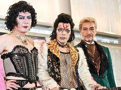 「これが究極の変態ロックミュージカル!」古田新太、ROLLY、藤木孝、3世代のフルターそろった『ロッキー・ホラー・ショー』