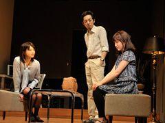 「夏川さんとの夫婦間に不安はないです」宮藤官九郎、初舞台の夏川と夫婦役で共演!「アイドル、かくの如し」上演!!