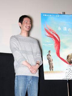 加瀬亮、劇中の日本語の手紙は自筆!『硫黄島からの手紙』の経験を生かしてあらかじめ用意