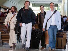 ルイ・ヴィトン、映画『ハングオーバー』第2作をめぐりワーナーブラザーズ映画を訴える