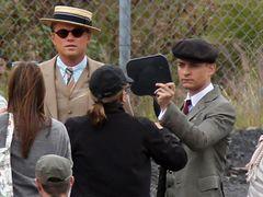 バズ・ラーマン監督、『華麗なるギャッツビー』のリメイク撮影中にカメラクレーンに頭をぶつけ3針縫うケガ