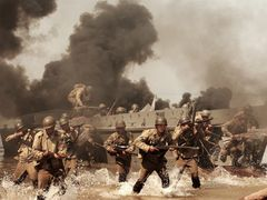 オダギリジョー主演『マイウェイ』ではノルマンディー上陸作戦をアジア人の視点から描く!大迫力の戦闘シーンが解禁!