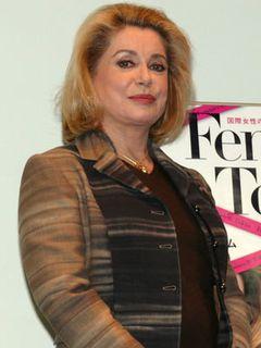 ニューヨークのリンカーン・センター映画協会が、チャップリン・アワードをフランスの名女優カトリーヌ・ドヌーヴに授与!