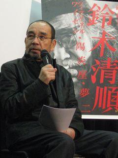 鈴木清順監督「浪漫三部作」の特集上映!『ツィゴイネルワイゼン』『陽炎座』『夢二』アクの強い作品なので1日1本の鑑賞としてください