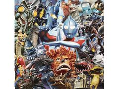 ウルトラマンシリーズ45周年!「ウルトラQ」から「ウルトラセブン」まで追う「怪獣絵師」原画展開催!
