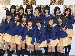 NMB48、チームM結成会見! センター候補の城「前田さんみたいなセンターに」キャプテン島田玲奈も気合いのコメント!