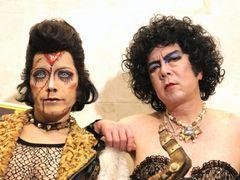 愛する「ロッキー・ホラー・ショー」に古田新太、ROLLYが「ノスタルジーじゃなく、今も生きてる」と思いを語る