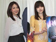 佐藤江梨子、吉川友の「わたしは売れないアイドル」発言を優しくフォロー!舞台で盲目のヒロインに!